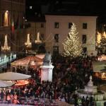 Rimini: sabato si sono accesi 40 chilometri di luminarie.