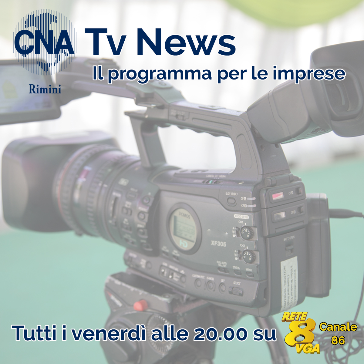 CNA TV NEWS – GUARDA I SERVIZI