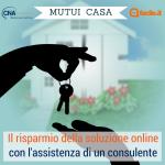 CNA Credito si apre ai mutui casa: con Facile.it il risparmio della soluzione online con l'assistenza di un consulente