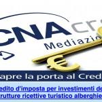 Credito d'imposta per investimenti delle strutture ricettive turistico alberghiere