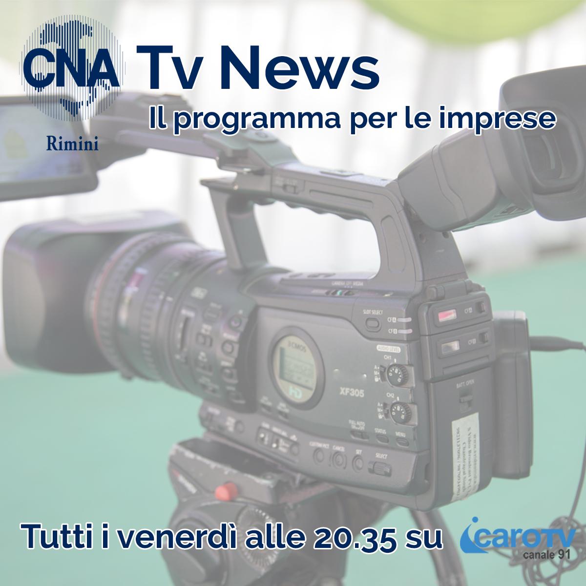 CNA TV NEWS GUARDA LA PUNTATA DI FEBBRAIO