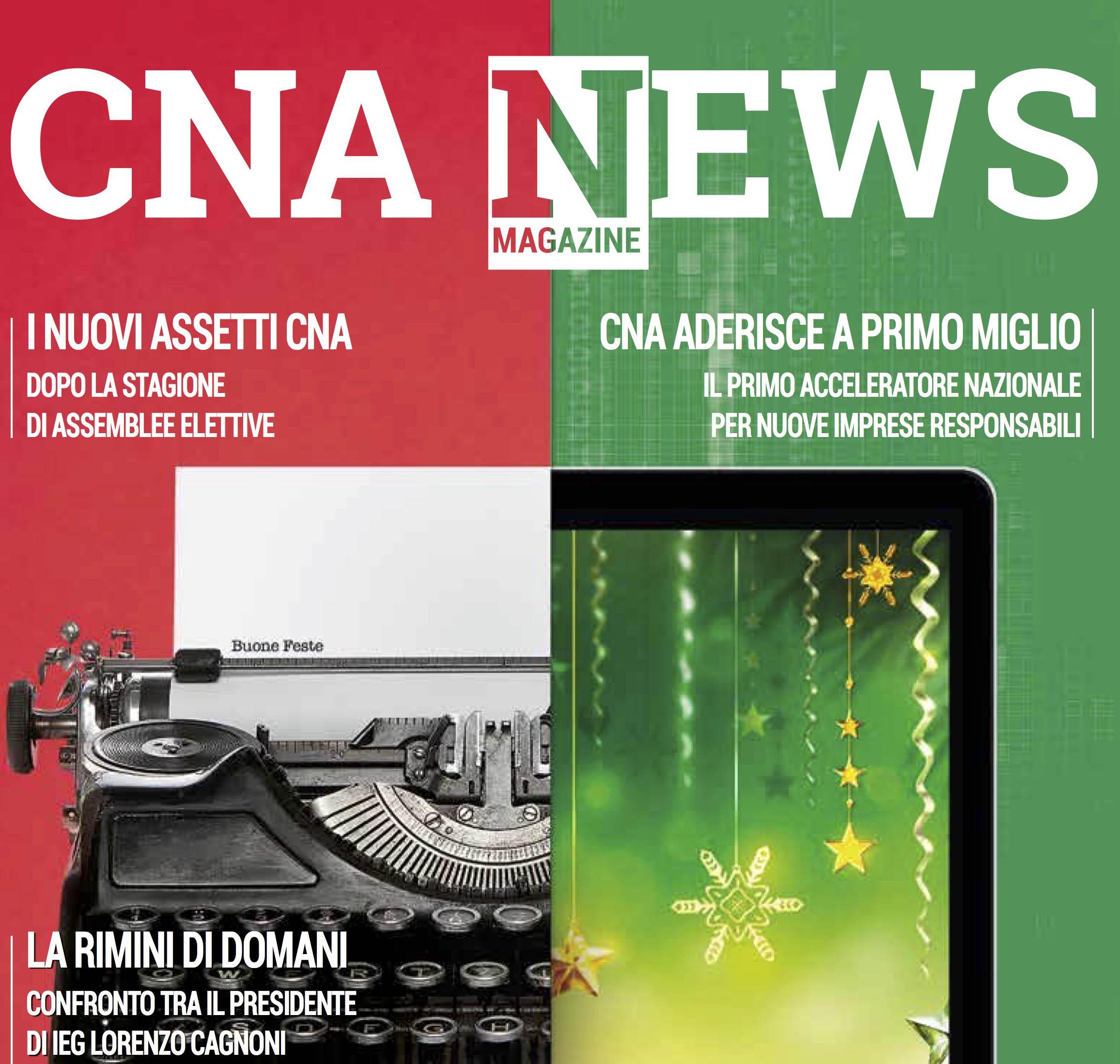 CNA NEWS MAGAZINE