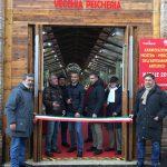 Inaugurata la mostra mercato dell'artigianato artistico alla Vecchia Pescheria