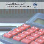 Legge di Bilancio 2018 – novità Area Lavoro