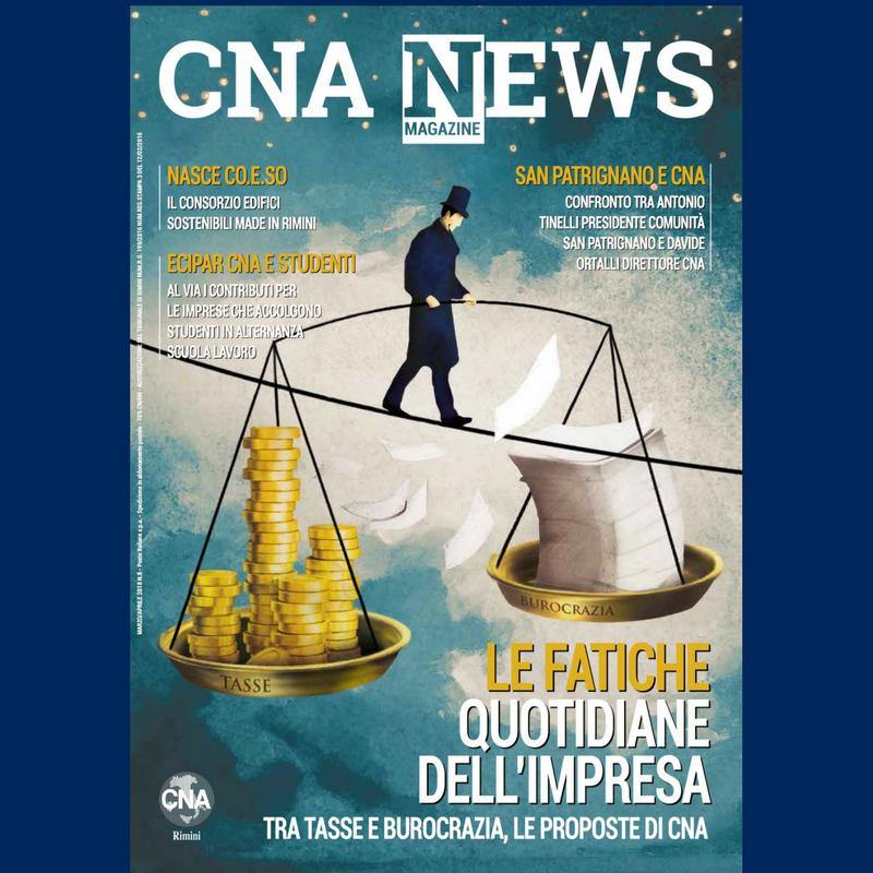CNA NEWS MAGAZINE – Sfoglia l'ultima edizione