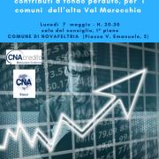 Incontro gratuito per bandi/contributi aziende Alta Valmarecchia: lunedì 7 maggio a Novafeltria