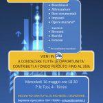 Incontro gratuito per bandi/contributi aziende: mercoledì 16 maggio a Rimini