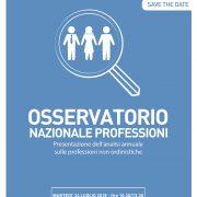 4a edizione dell'Osservatorio CNA sulle professioni non ordinistiche
