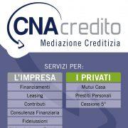Tutti i servizi di CNA Credito