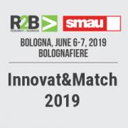 B2B Innovat&Match2019 – Bologna dal 6 al 7 giugno