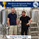 L'azienda del mese CNA: Birrificio Artgianale Noiz